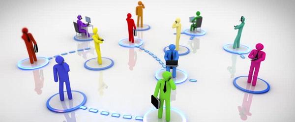 گروه بندی مصرف کنندگان اینترنت