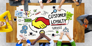 برآورد تعداد مشتریان جدید و وفادار